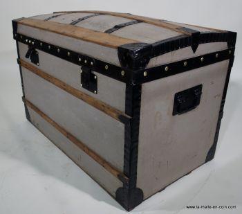 Thumb Malle bombe Louis Vuitton trianon cote